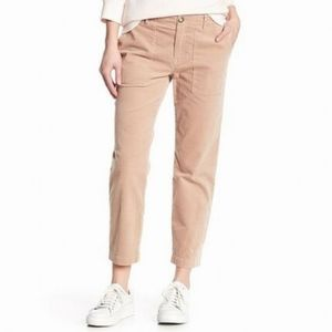 Joie Painter Chino Pant in Deep Blush 27
